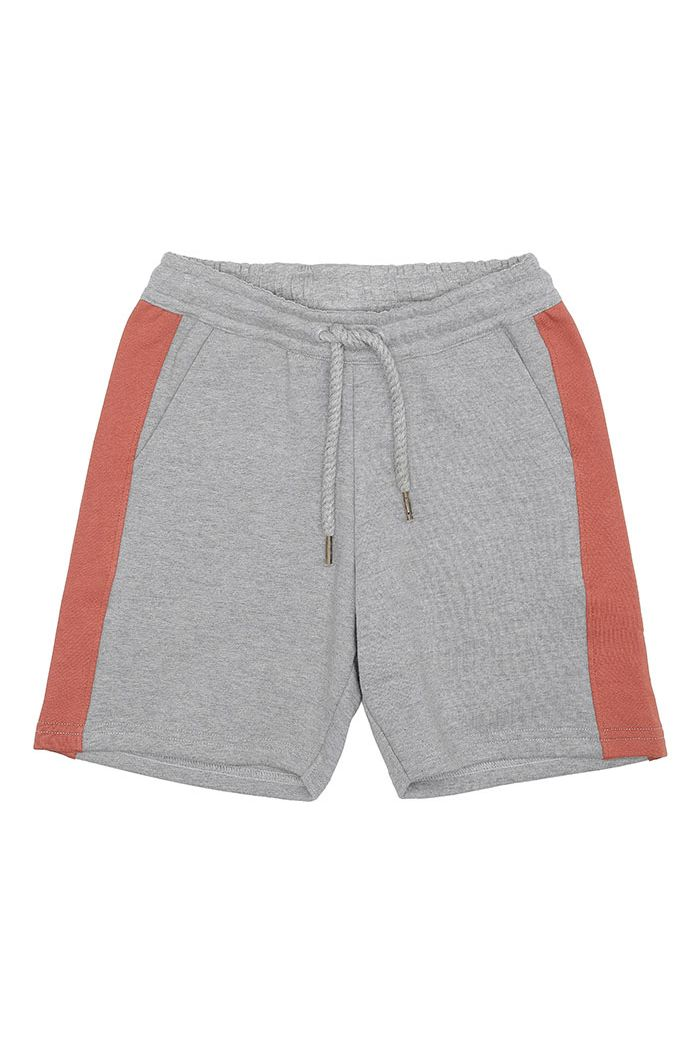 Soft Gallery Damon Shorts Grey Melange