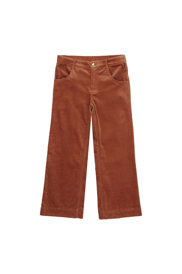 Soft Gallery Blanca Pants Baked Clay_1