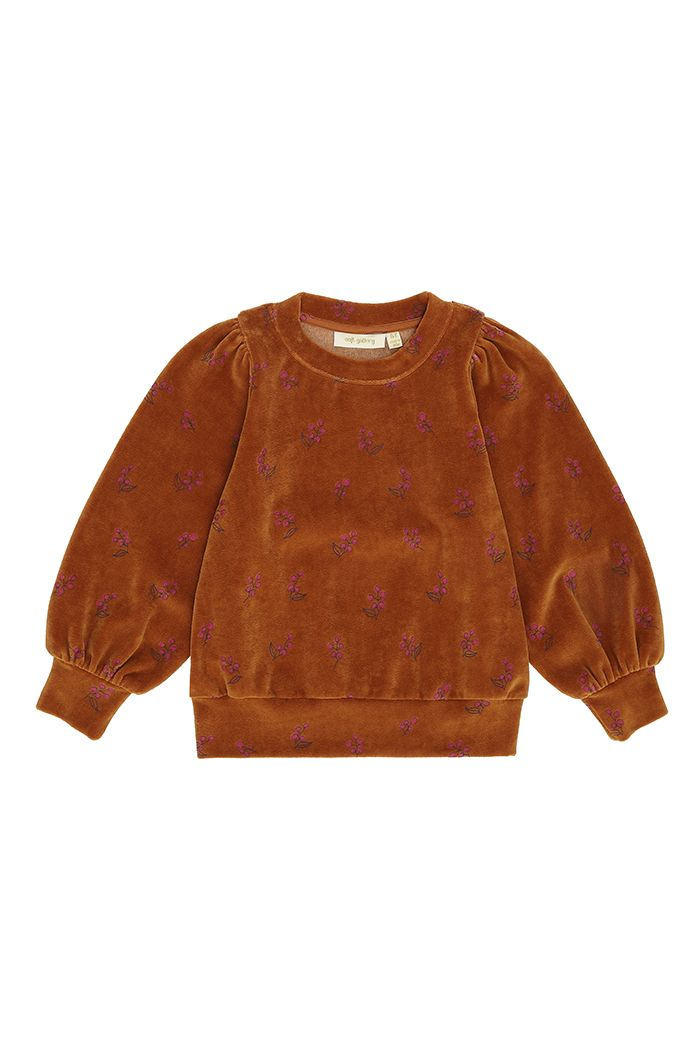 Soft Gallery Era Sweatshirt Thai Curry, All-over print Rosehibs_1