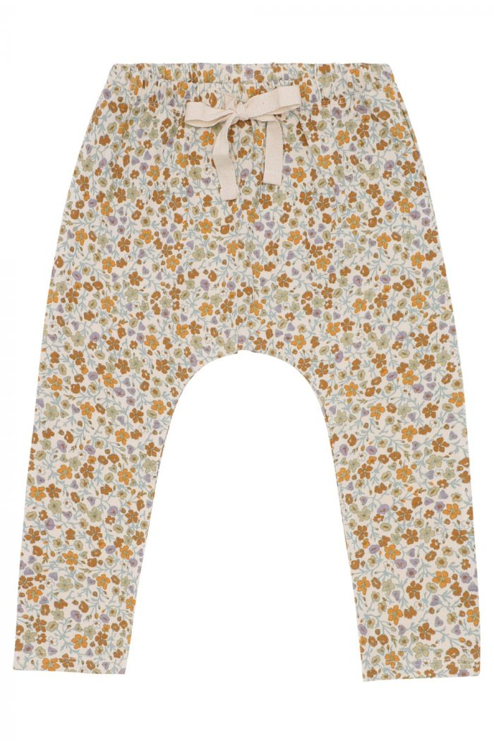 Soft Gallery Faura Pants Dew, All-over print Floral S_1