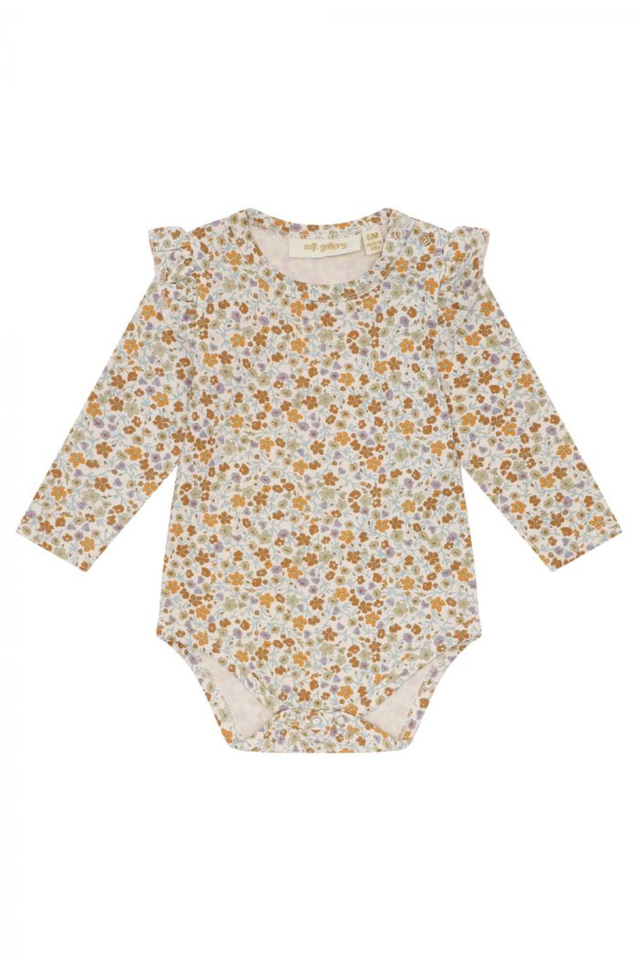 Soft Gallery Fifi Body Dew, All-over print Floral S_1