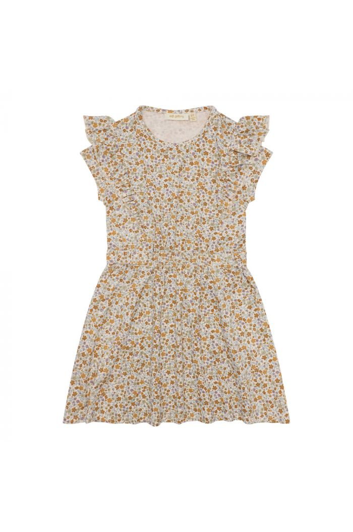 Soft Gallery Suzy Dress Dew, All-over print Floral S_1