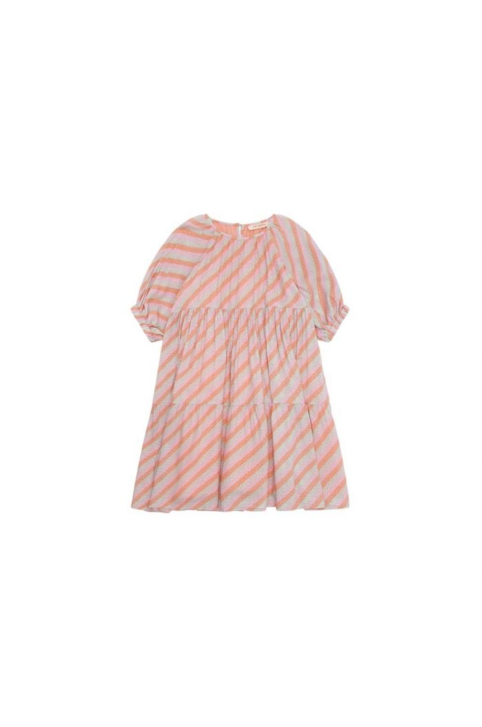 Soft Gallery Honesty Dress Dewkist, All-over print Candystripe_1