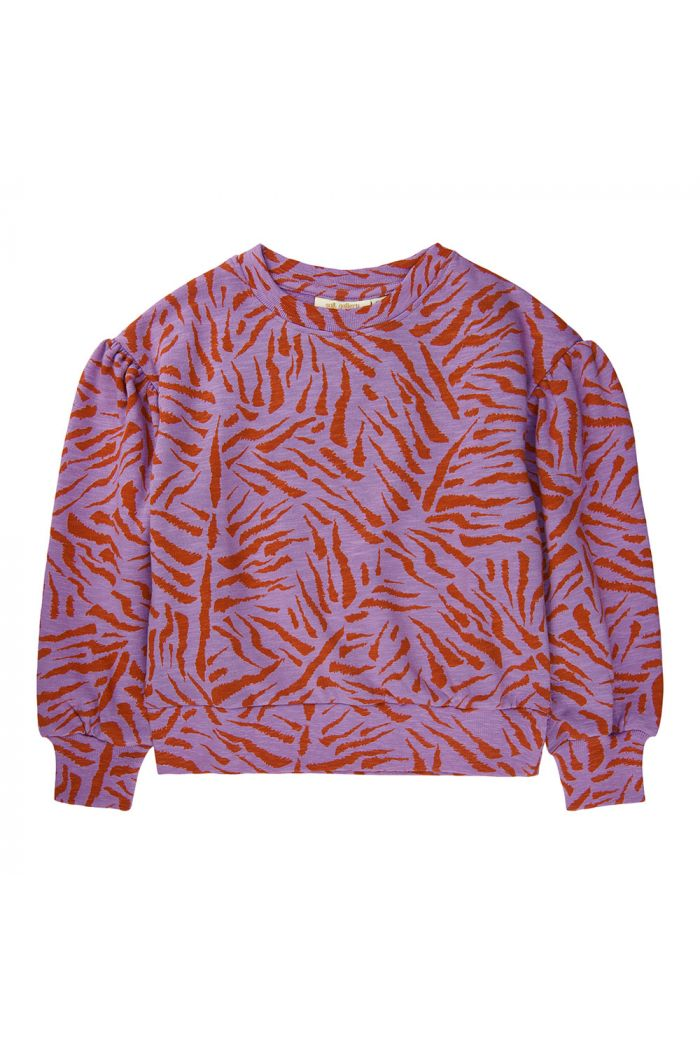 Soft Gallery Geneva Sweatshirt Rhapsody
