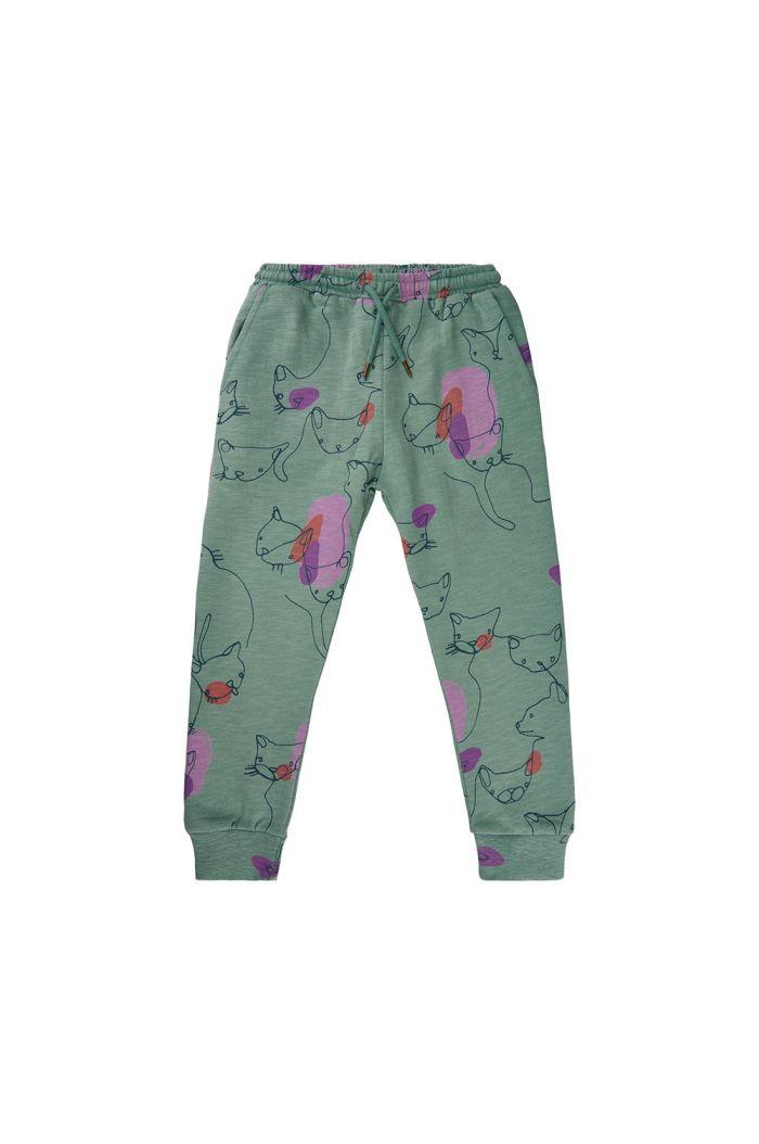 Soft Gallery Izla Charline Pants Abyss_1