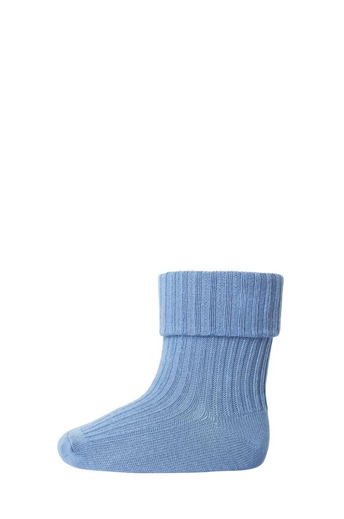 MP Denmark Anklesock 2/2 Pad Baby 1469 Denim Blue