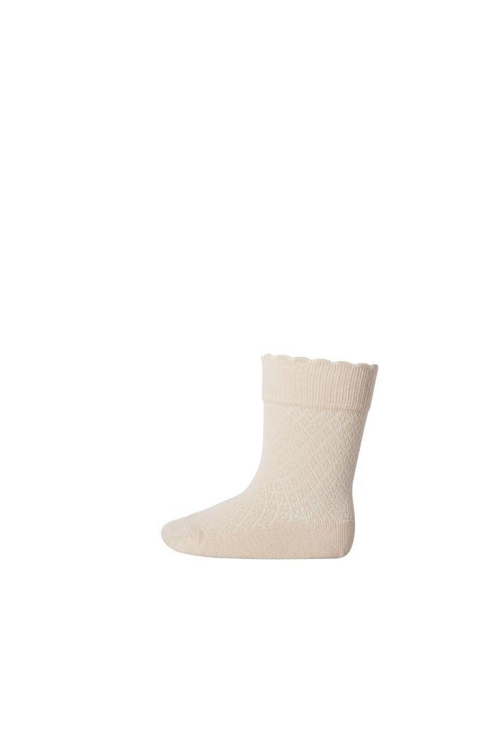 MP Denmark Ankle socks Magda 4109 Ecru_1