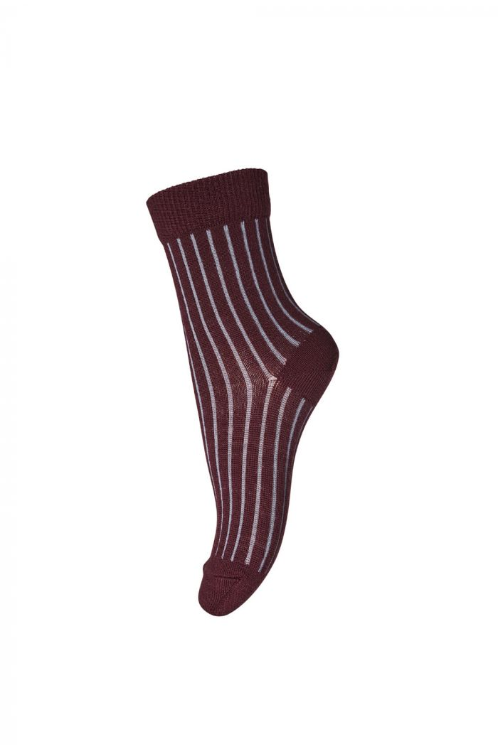 MP Denmark Ankle One 16 Dark Wine Red_1