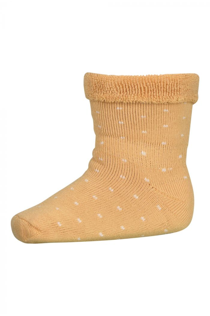 MP Denmark Carly Terry socks 4098 Ochre_1