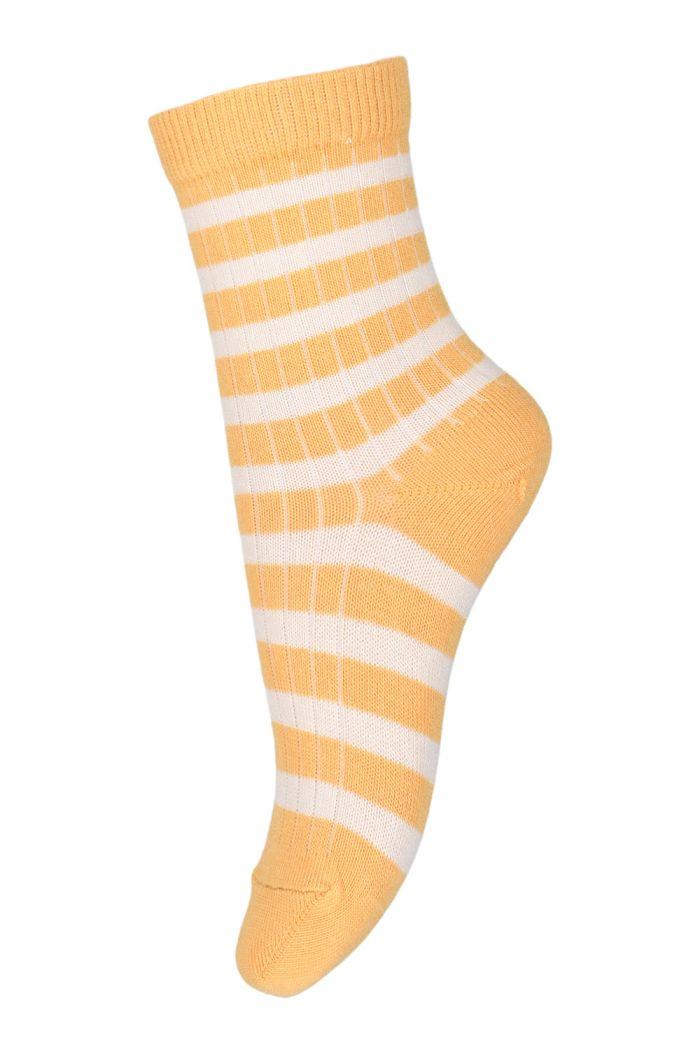 MP Denmark Eli socks 4098 Ochre_1