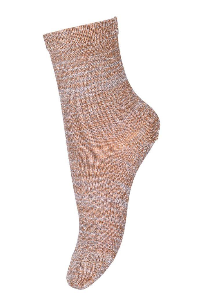 MP Denmark Pi multi glitter socks 4155 Apple Cinnamon_1