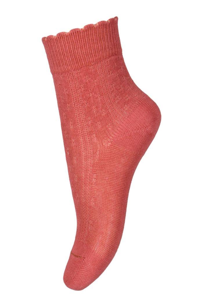 MP Denmark Laura socks 4270 Marsala_1