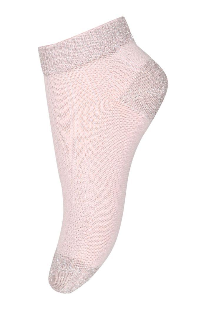 MP Denmark Ilsa sneaker socks 853 Rose dust_1