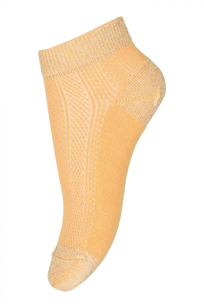 MP Denmark Ilsa sneaker socks 4098 Ochre_1