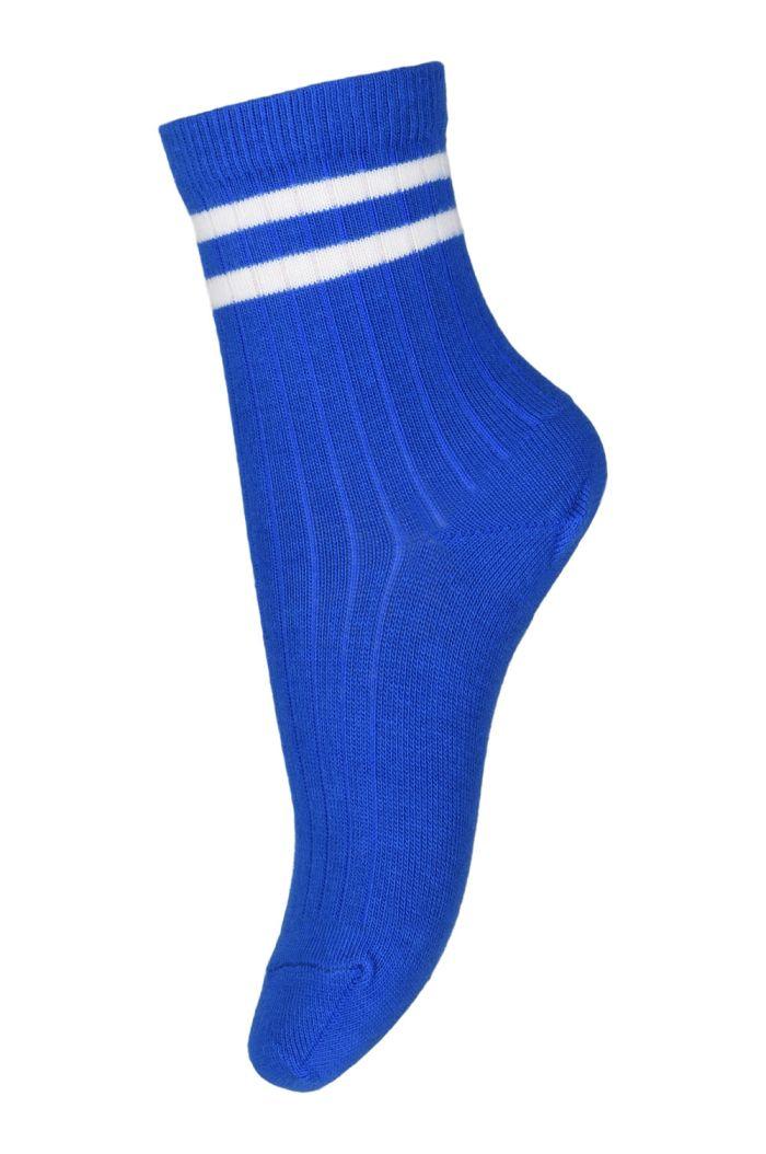 MP Denmark Benn socks 882 Cobalt Blue_1