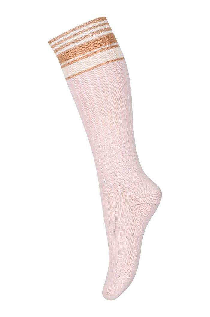 MP Denmark Bibi knee socks 853 Rose dust_1