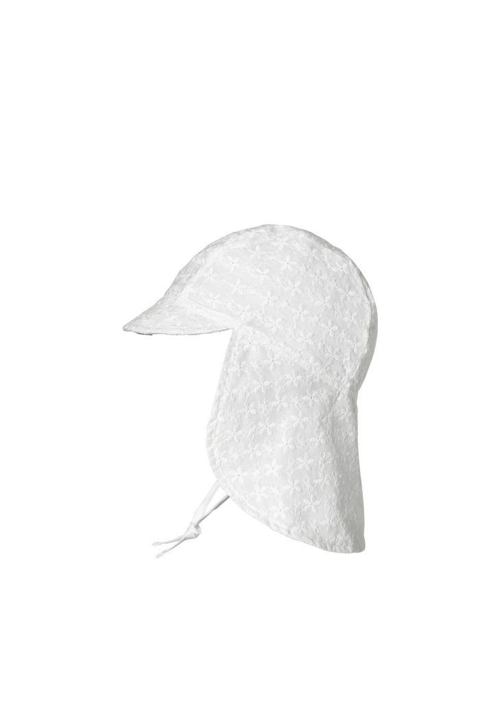 MP Denmark Flora Cap with neck shade 1 White_1