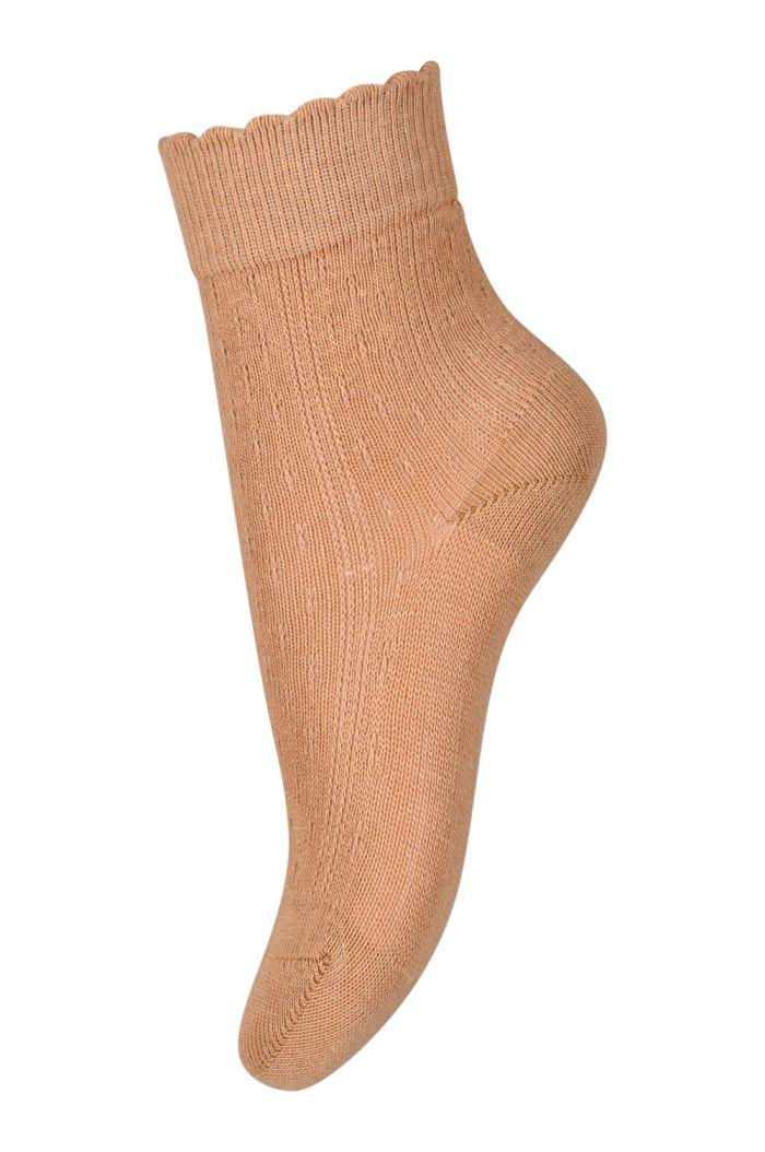 MP Denmark Laura socks 4155 Apple Cinnamon_1