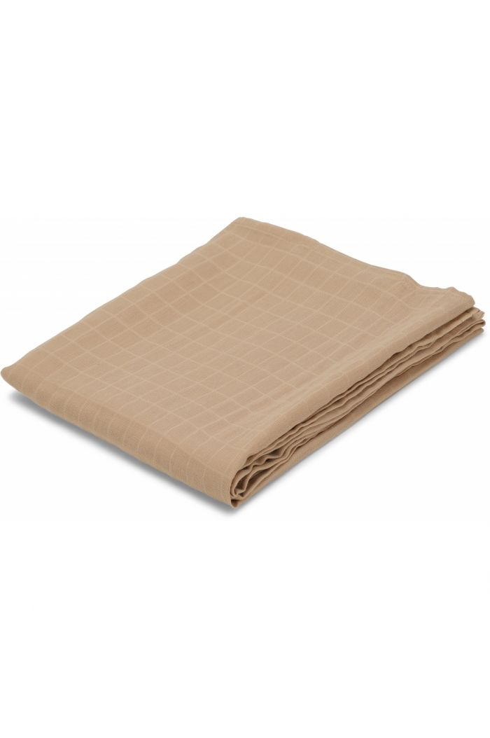 Konges Sløjd 1 Pcs Muslin Cloth Sand_1