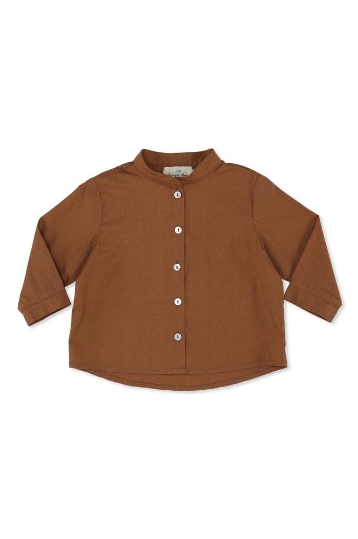 Konges Sløjd Visno Shirt Caramel