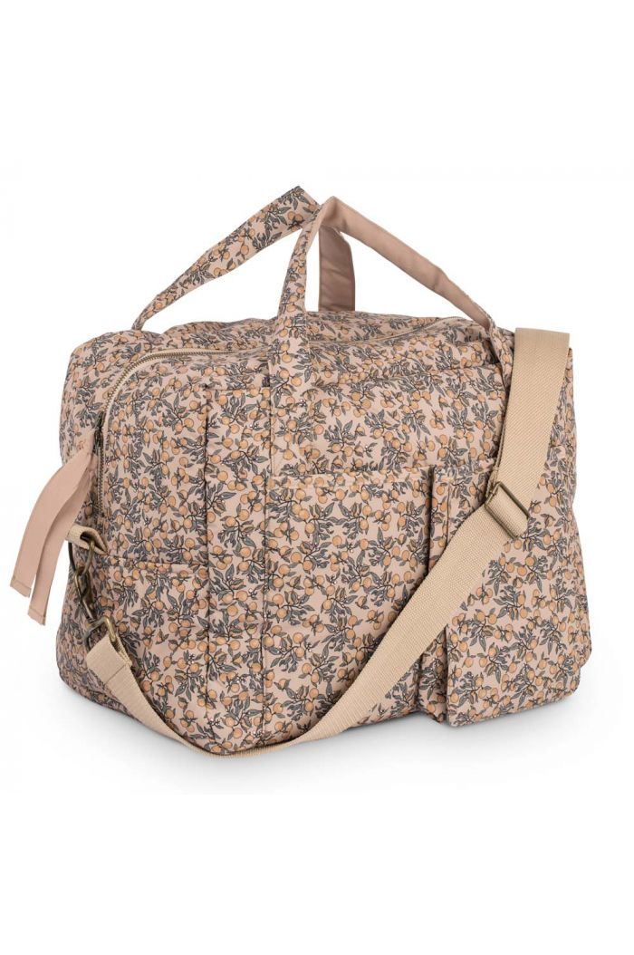 Konges Sløjd Mommy Bag Orangery Beige