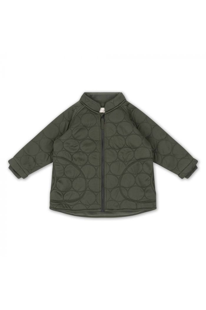 Konges Sløjd Thermo Jacket Jersey Moss_1