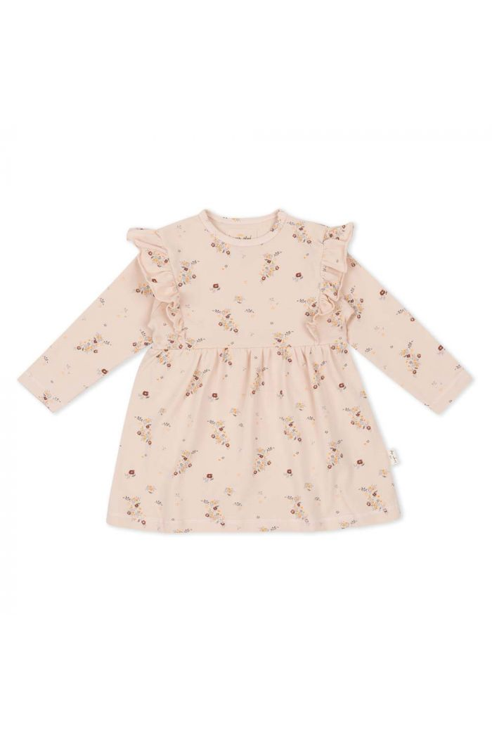 Konges Sløjd Hygsoft Dress Nostalgie Blush_1