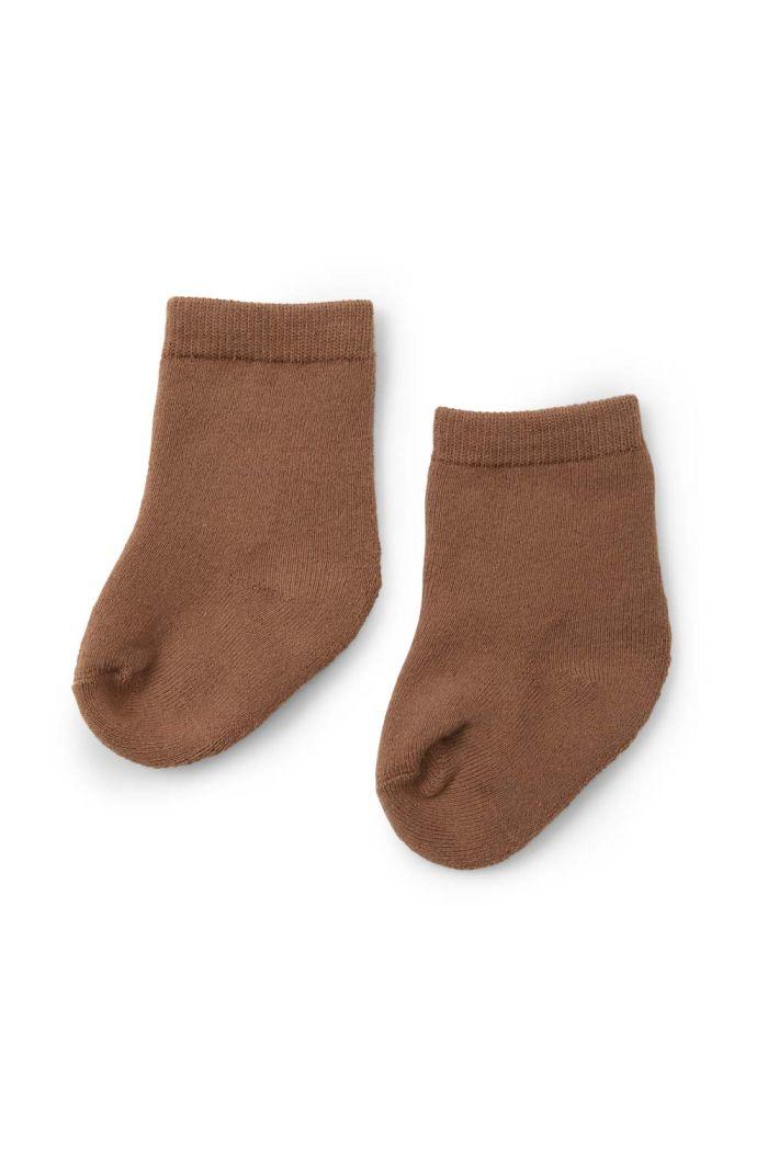Konges Sløjd Terry Socks Almond_1