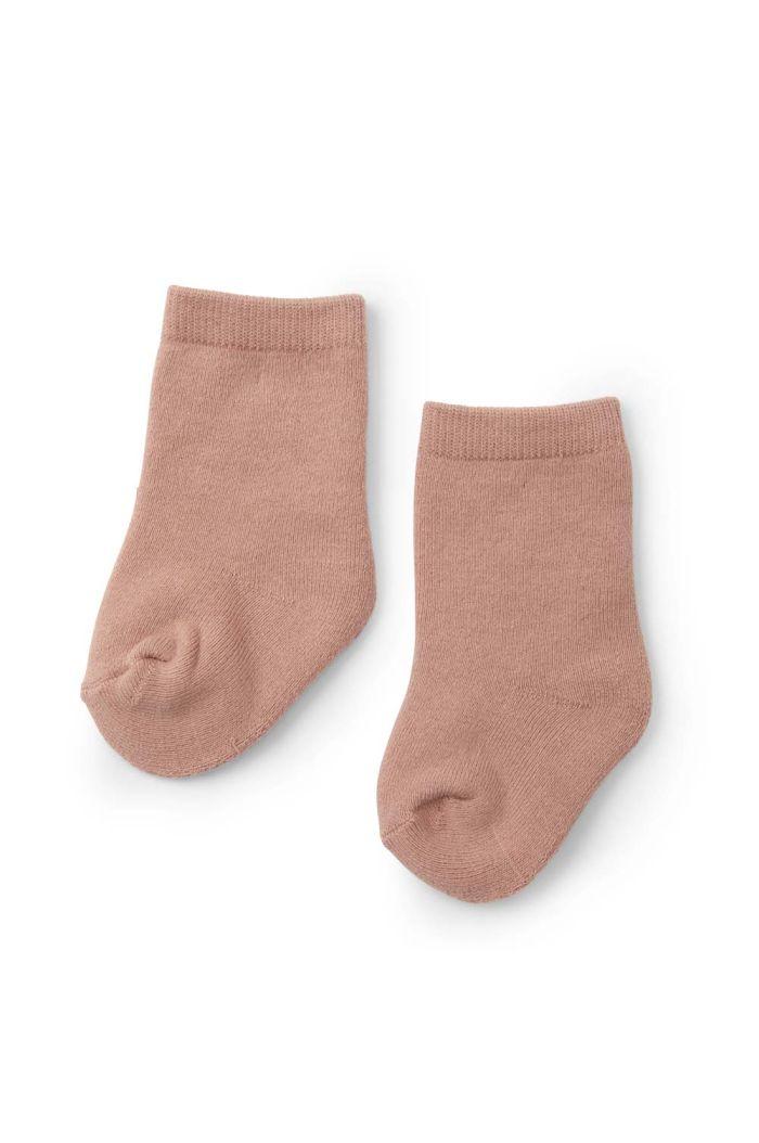Konges Sløjd Terry Socks Rose Blush