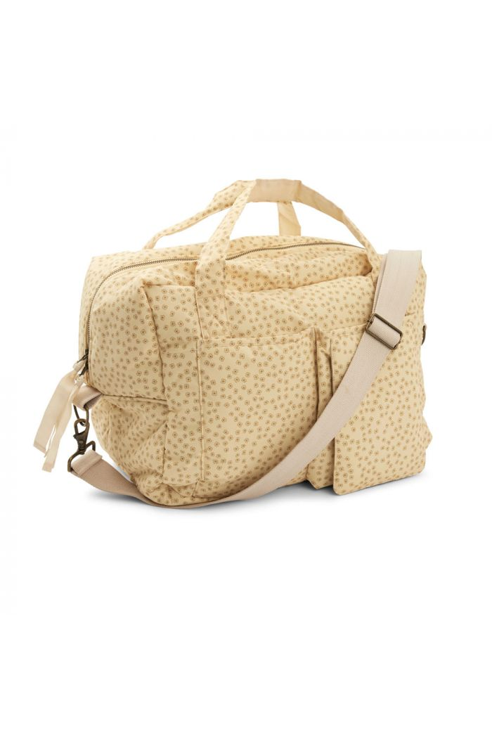Konges Sløjd Mommy Bag Buttercup-Yellow_1