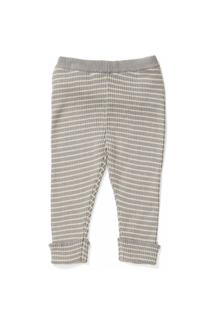 Konges Sløjd Meo Pants Powder Blue/Off White_1