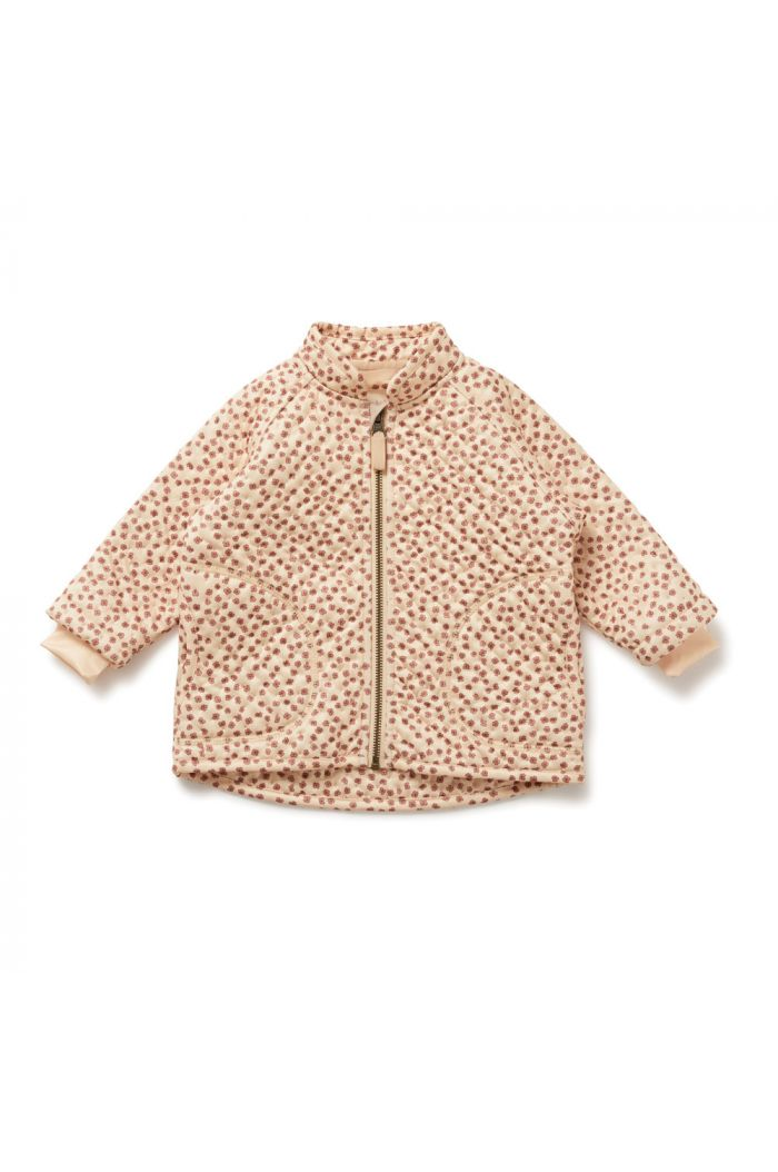 Konges Sløjd Thermo Jacket Jersey Buttercup Rosa_1