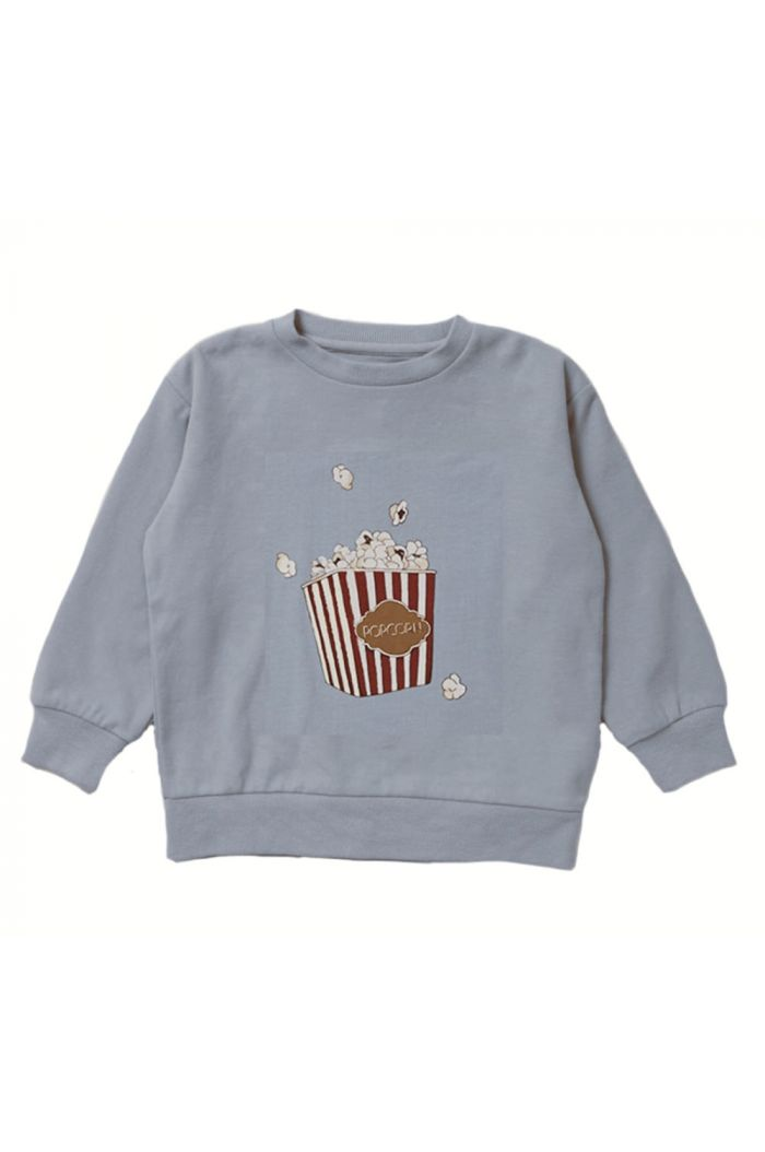Konges Sløjd Lou Sweatshirt Powder Blue_1