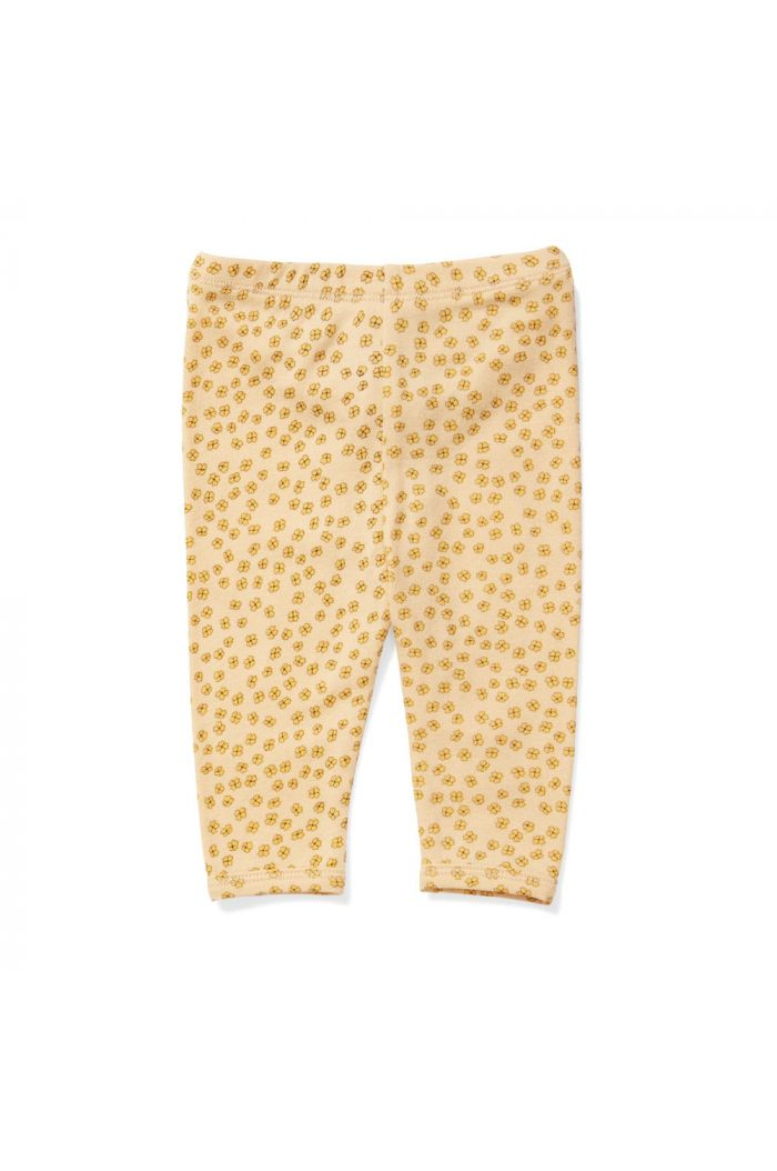 Konges Sløjd New Born Pants Buttercup Yellow_1