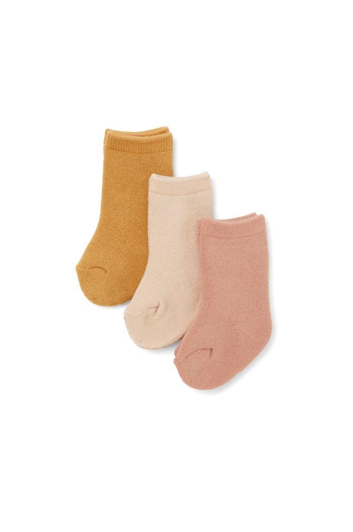 Konges Sløjd 3 Pack Terry Socks Ice Cream_1