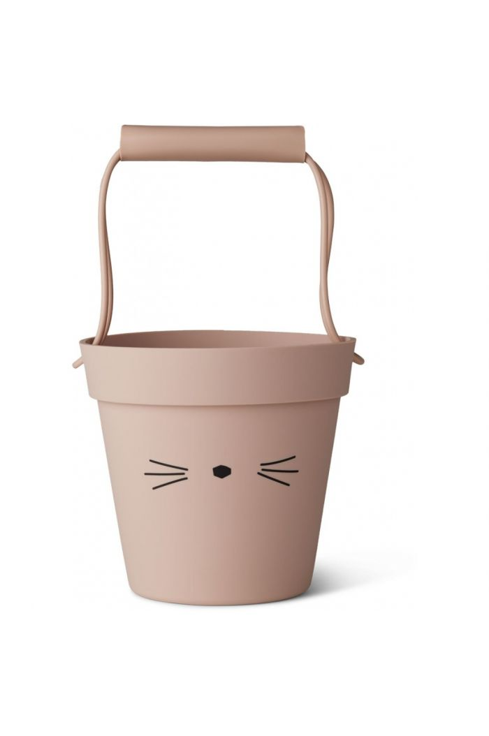 Liewood Linda bucket Cat rose_1