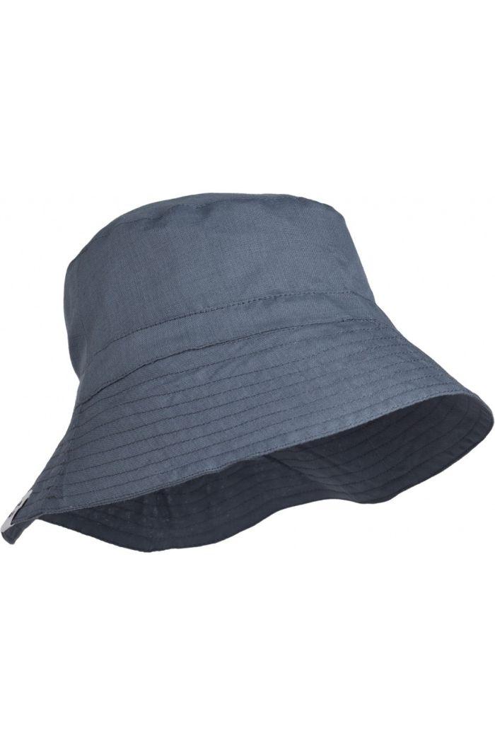 Liewood Delta Bucket Hat Blue wave