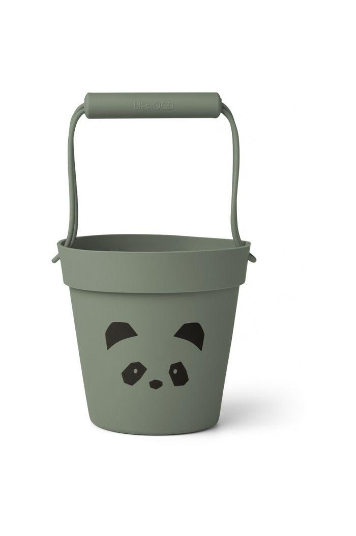 Liewood Linda bucket Faune Green