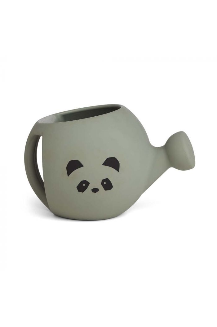Liewood Lyon Watering Can Panda Faune Green