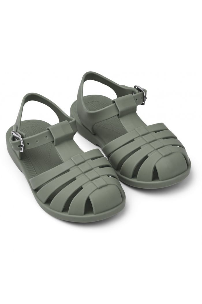 Liewood Bre Sandals Faune Green