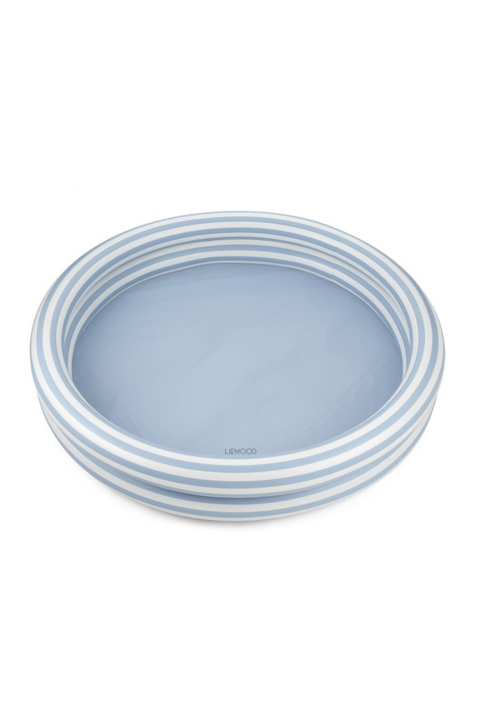 Liewood Savannah Pool Sea Blue / Creme de la creme_1