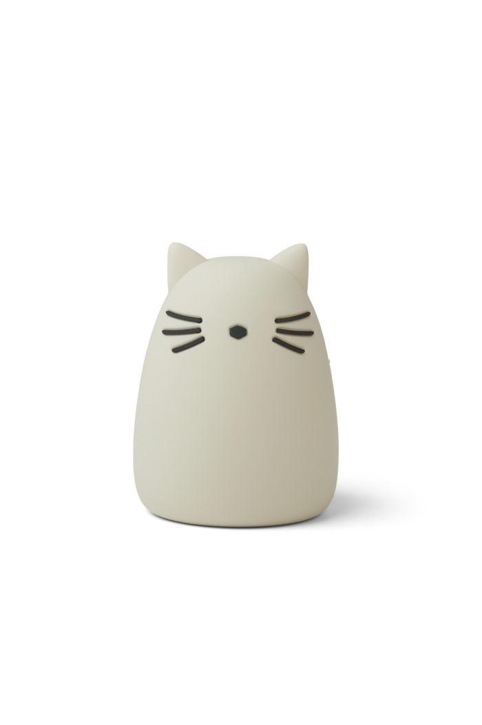 Liewood Winston Night Light Cat sandy_1