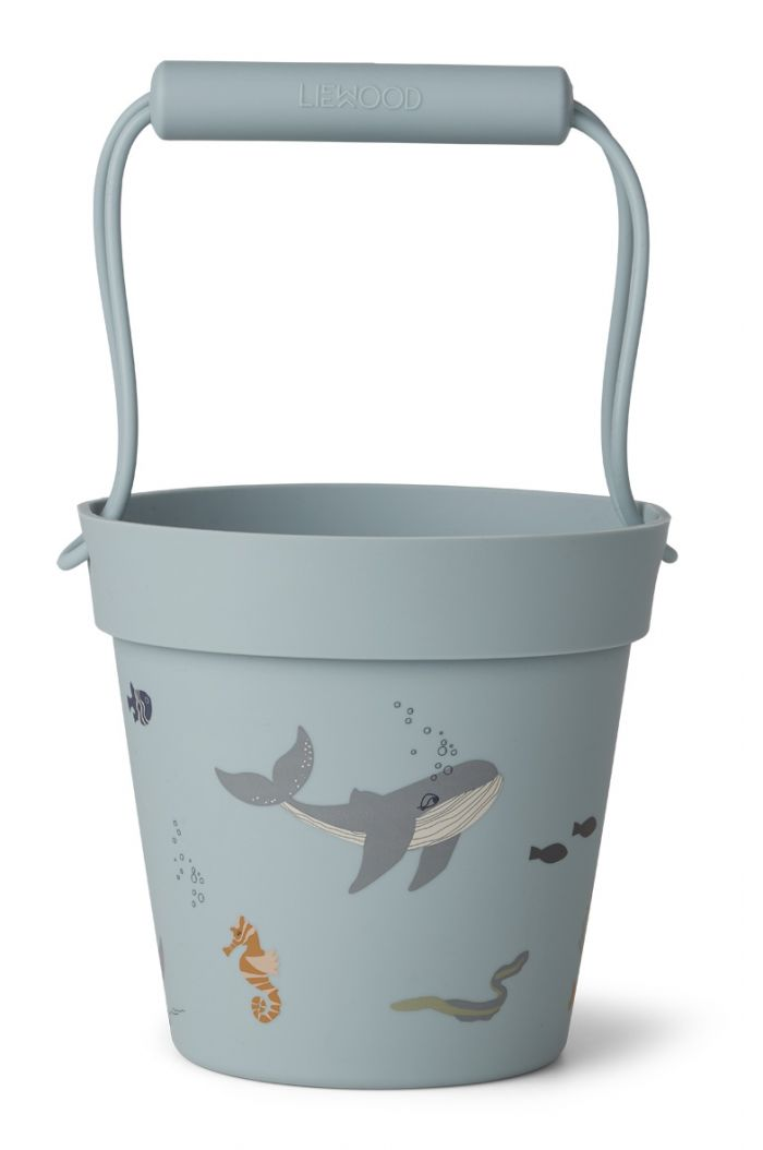Liewood Linda bucket Sea creature mix_1
