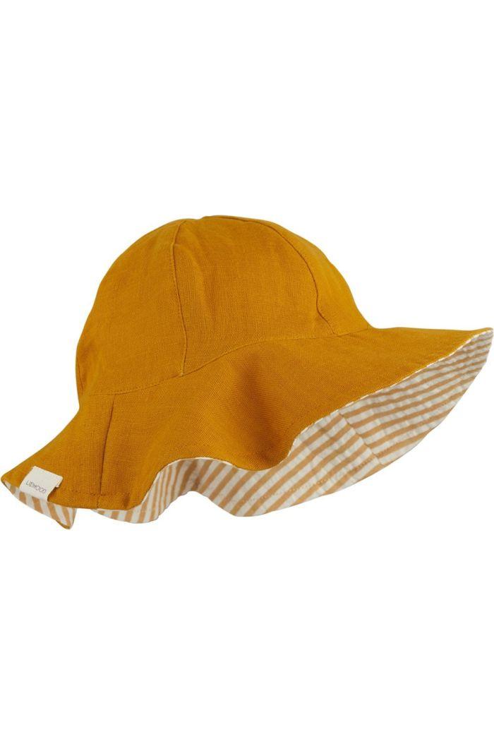 Liewood Cady sun hat Mustard_1