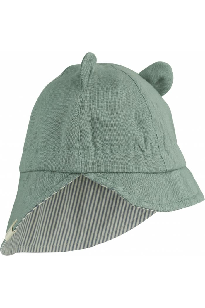 Liewood Cosmo sun hat Peppermint_1