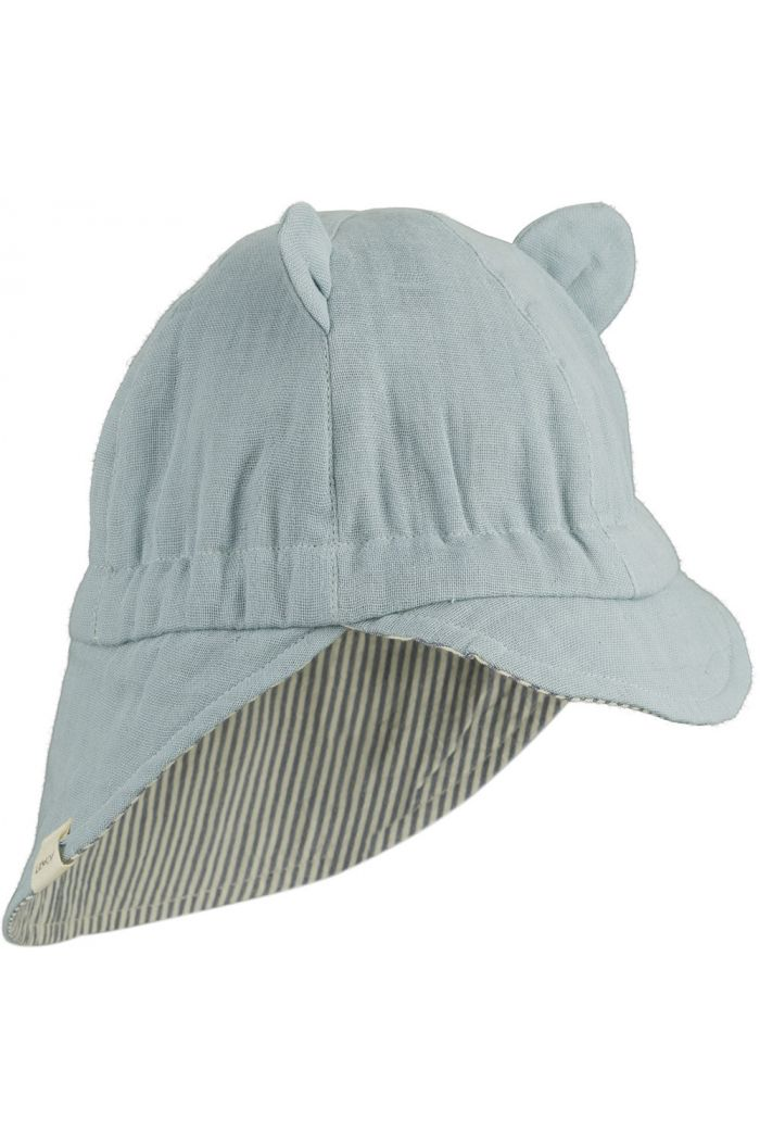 Liewood Cosmo sun hat Sea blue_1