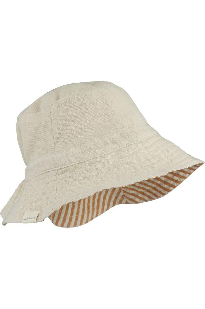 Liewood Buddy bucket hat Sandy_1