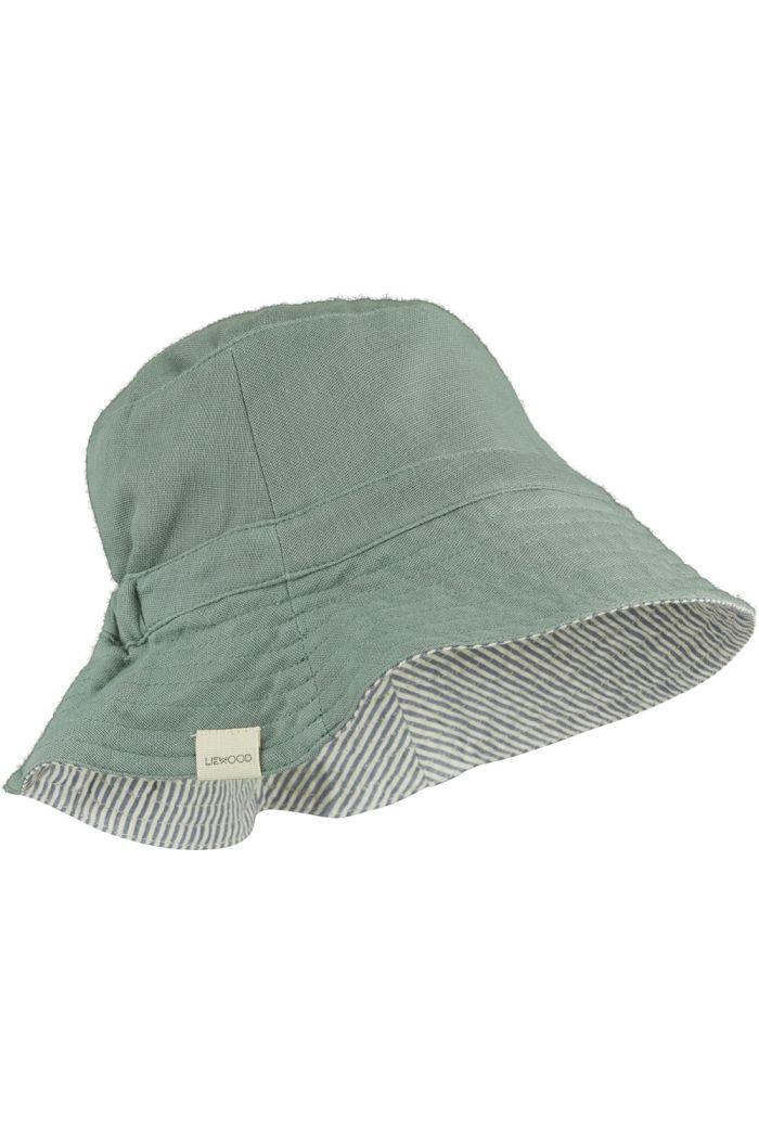 Liewood Buddy bucket hat Peppermint_1