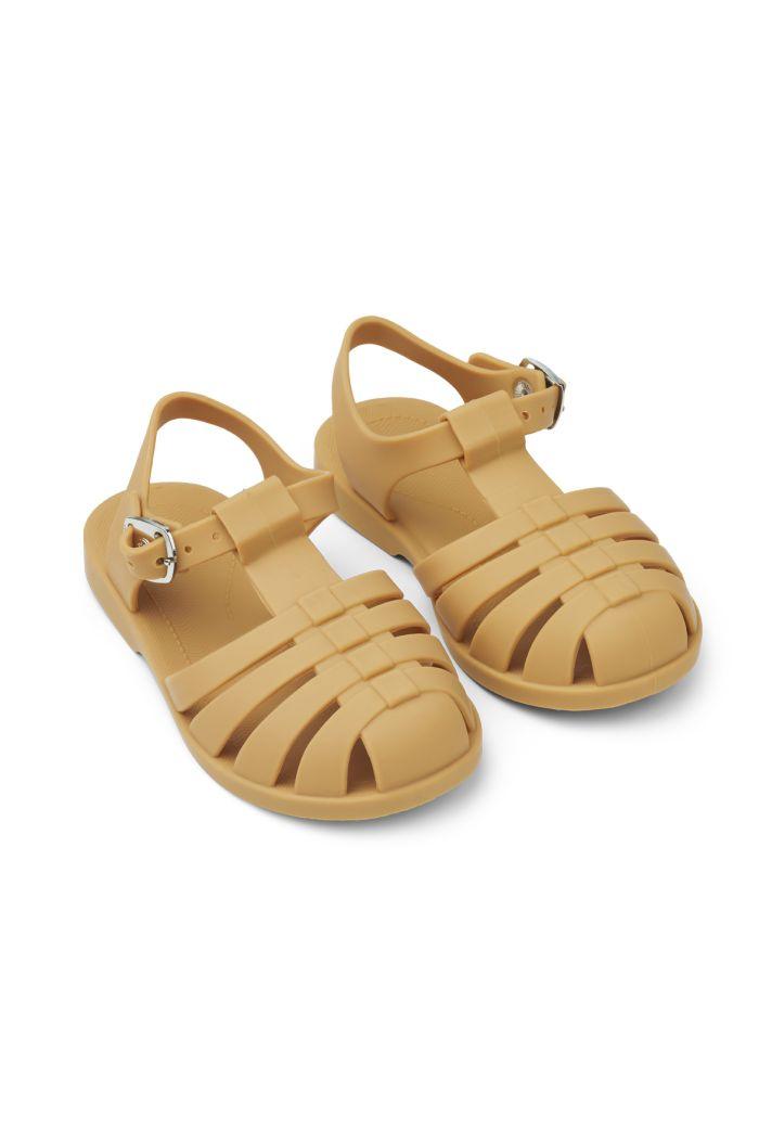 Liewood Bre Sandals 2900 Yellow mellow_1