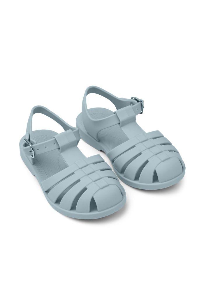 Liewood Bre Sandals Sea blue_1